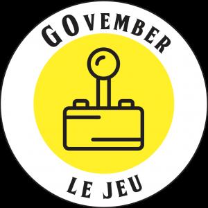 GOvember Le Jeu-Pastille